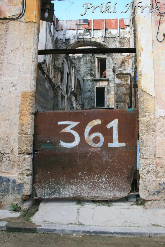 To nie jest pustostan - Habana Vieja