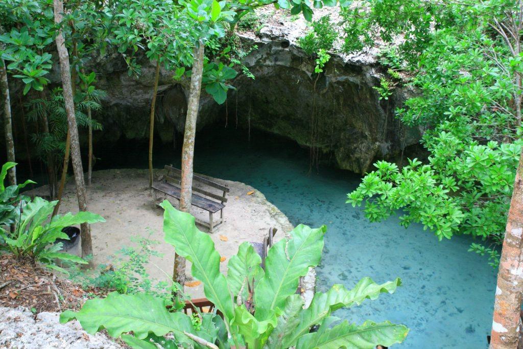 Grand Cenote koło Tulum