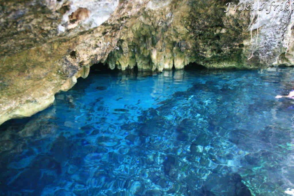 Meksyk, Grand Cenote