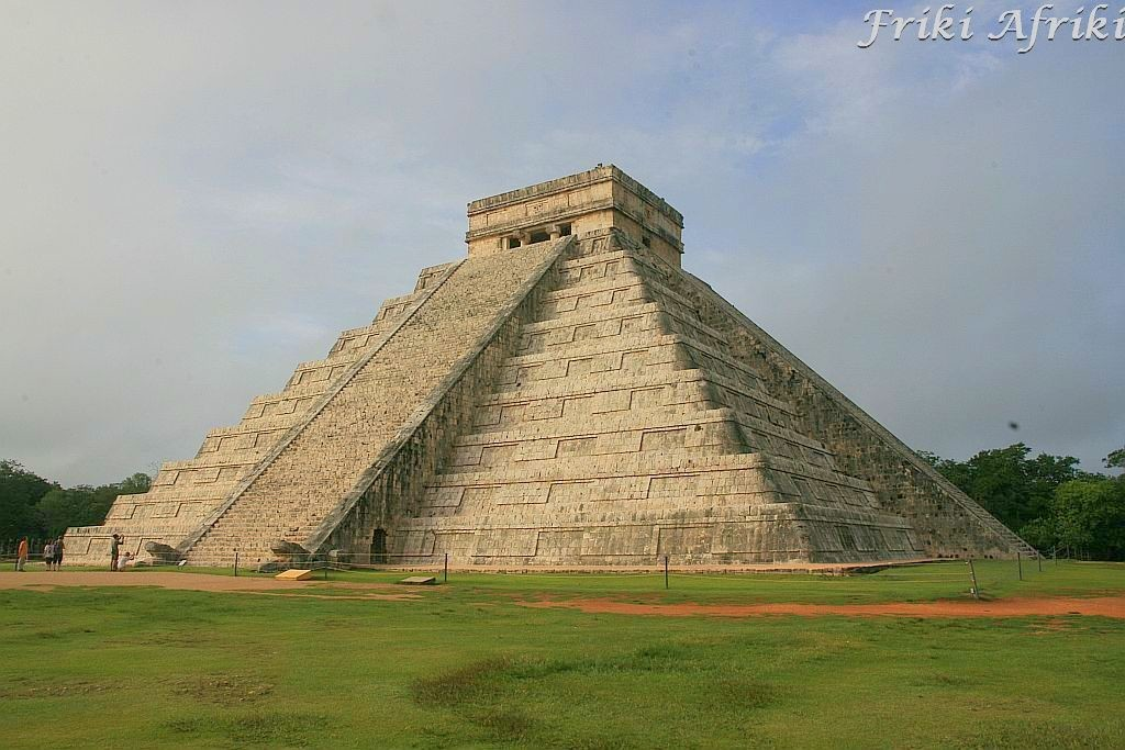 Chichen Itza, Jukatan, Meksyk