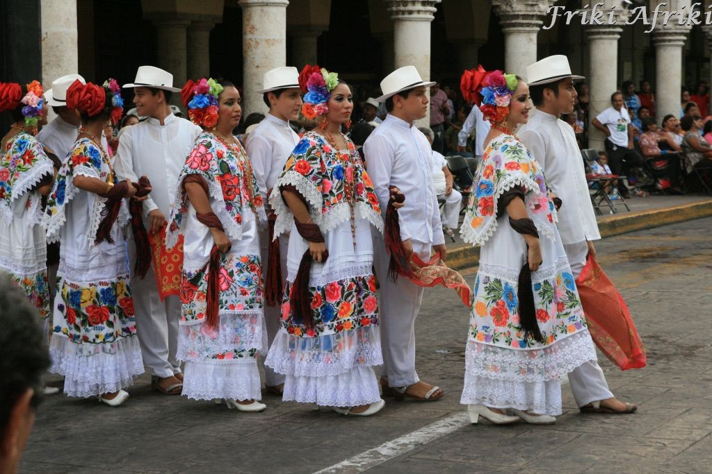 Yucateca, Merida