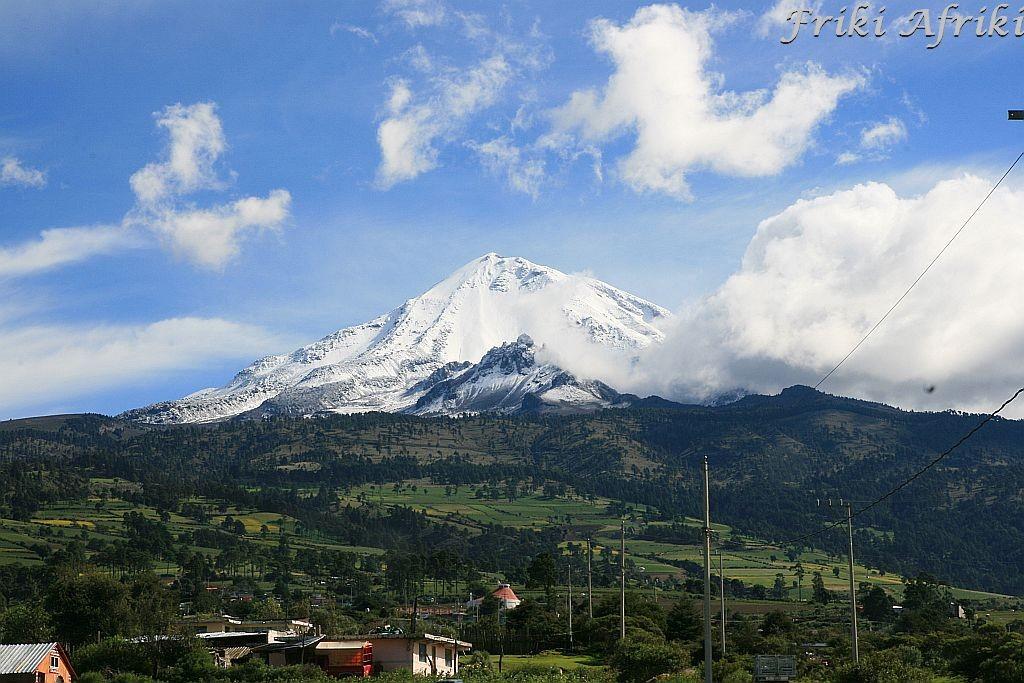 Pico de Orizaba 5636, Meksyk