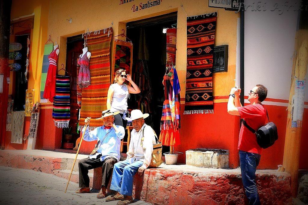 Spokojne uliczki Tepotzlan