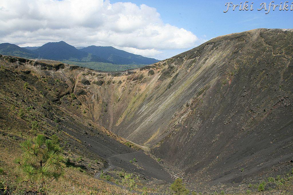 Krater Paricutin, Meksyk