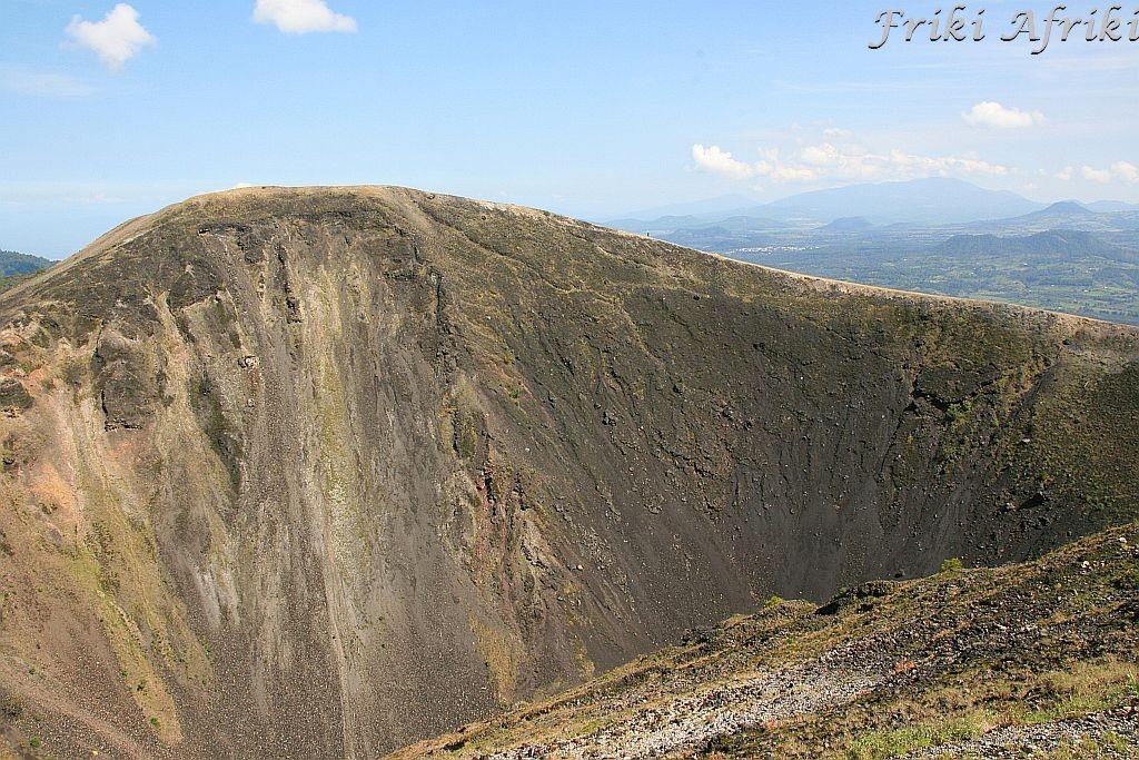 Krater Paricutin, Michoacan, Meksyk