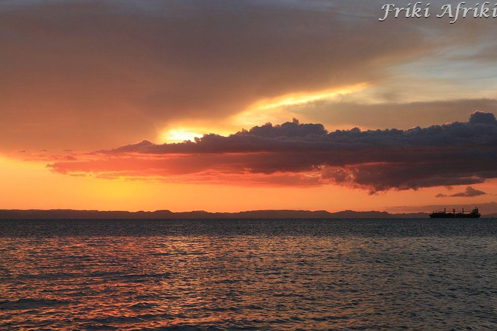 Zachód słońca, Baja California Sur, Meksyk