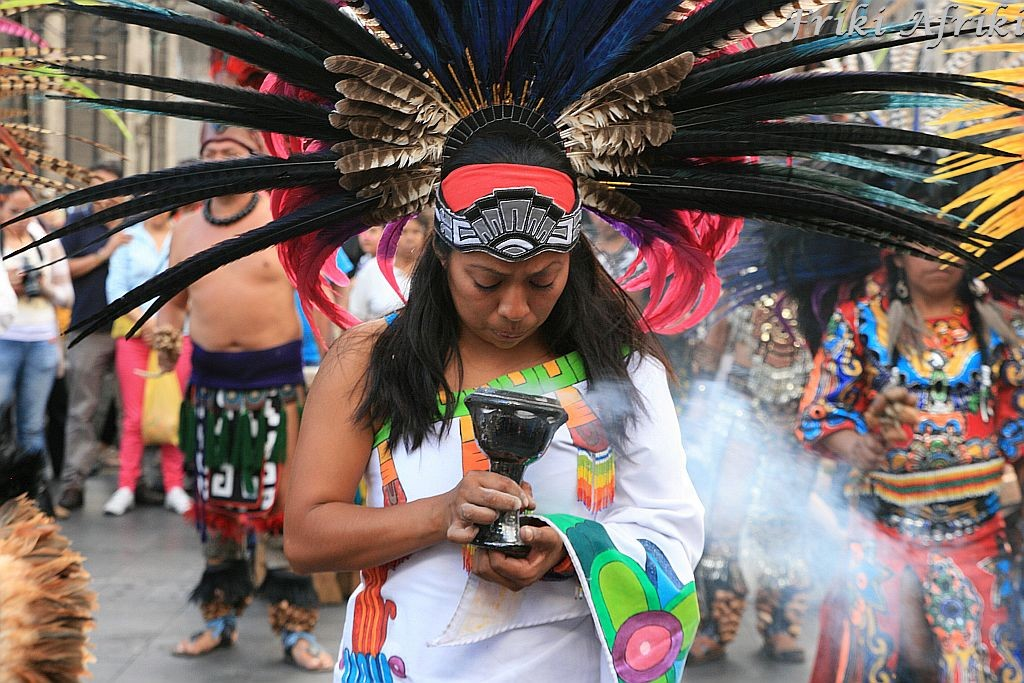 Tradycyjny taniec, Meksyk