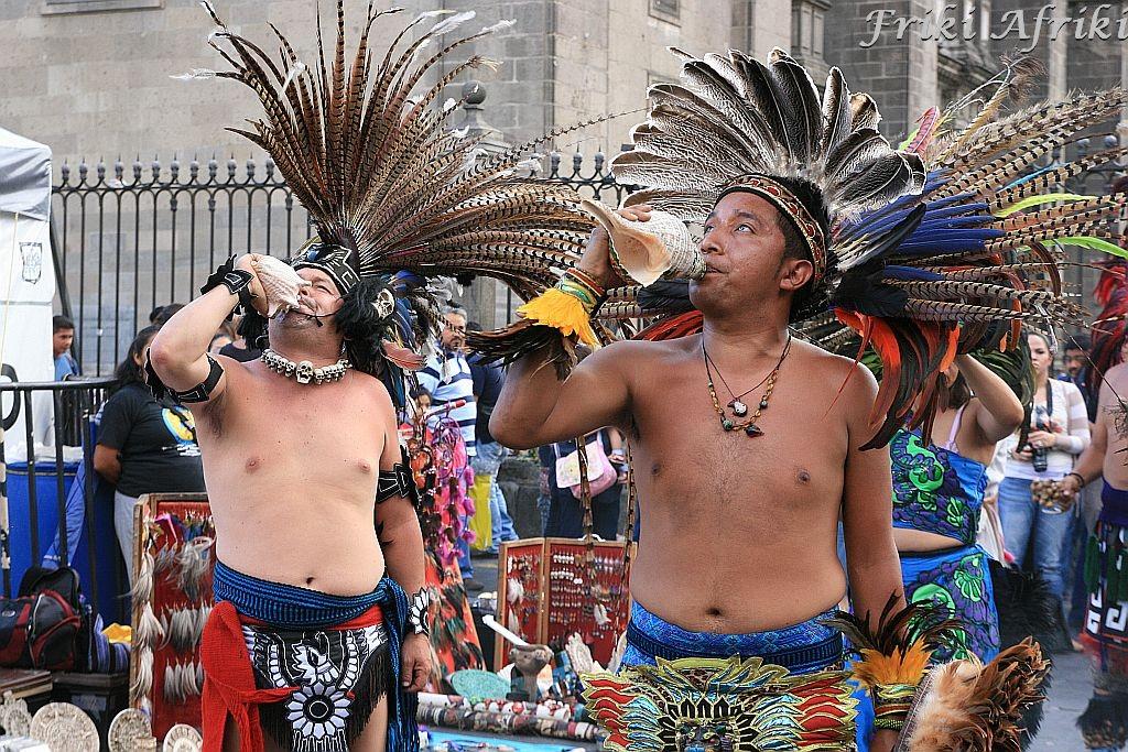 Aztekowie, Meksyk