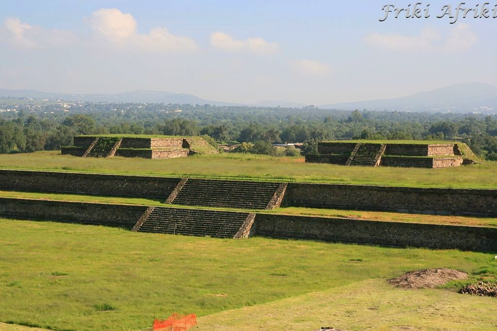 Teotihuacan, D.F. Meksyk