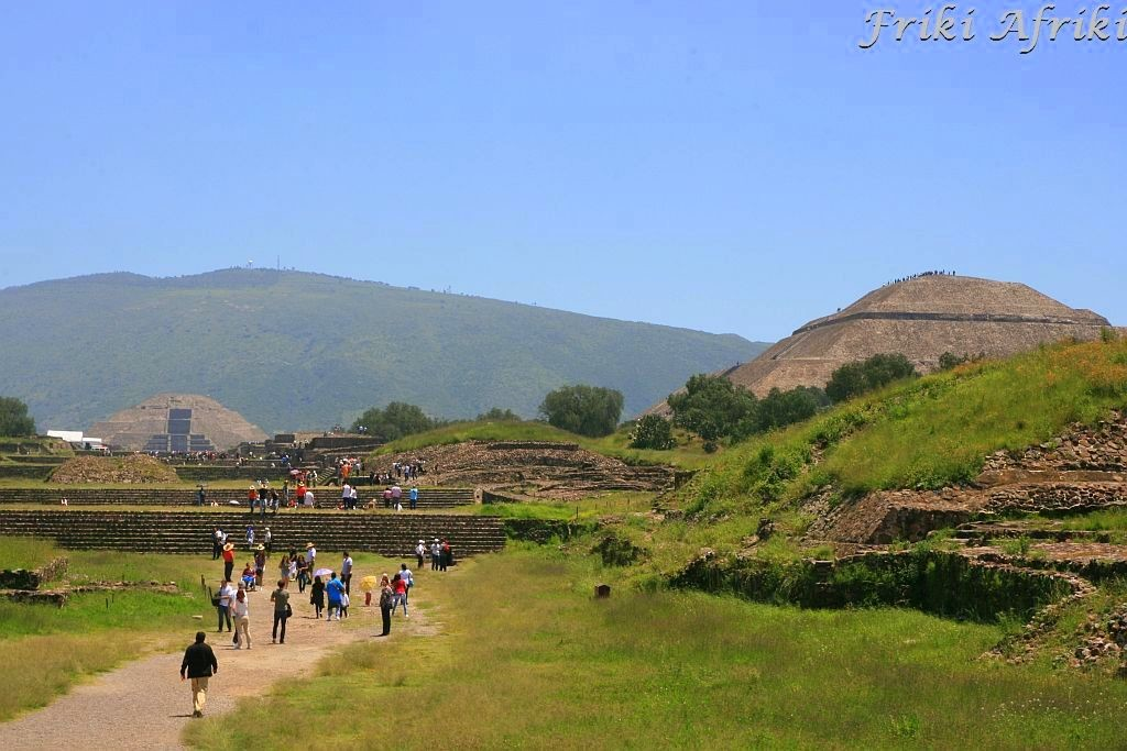 Teotihuacan, D.F. Meksyk