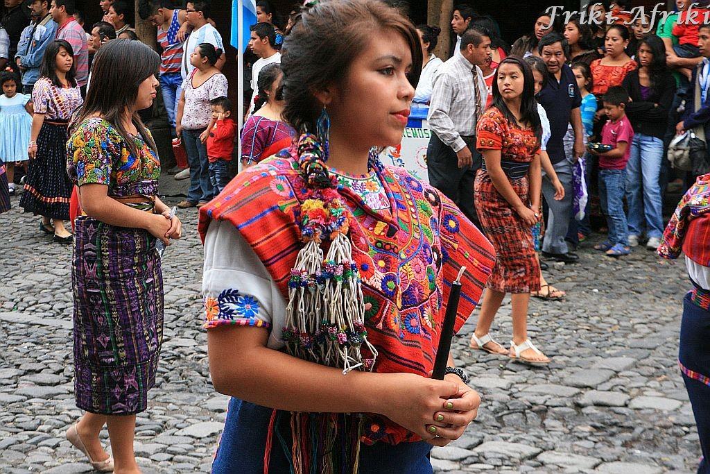 Dzień Niepodległości, Gwatemala