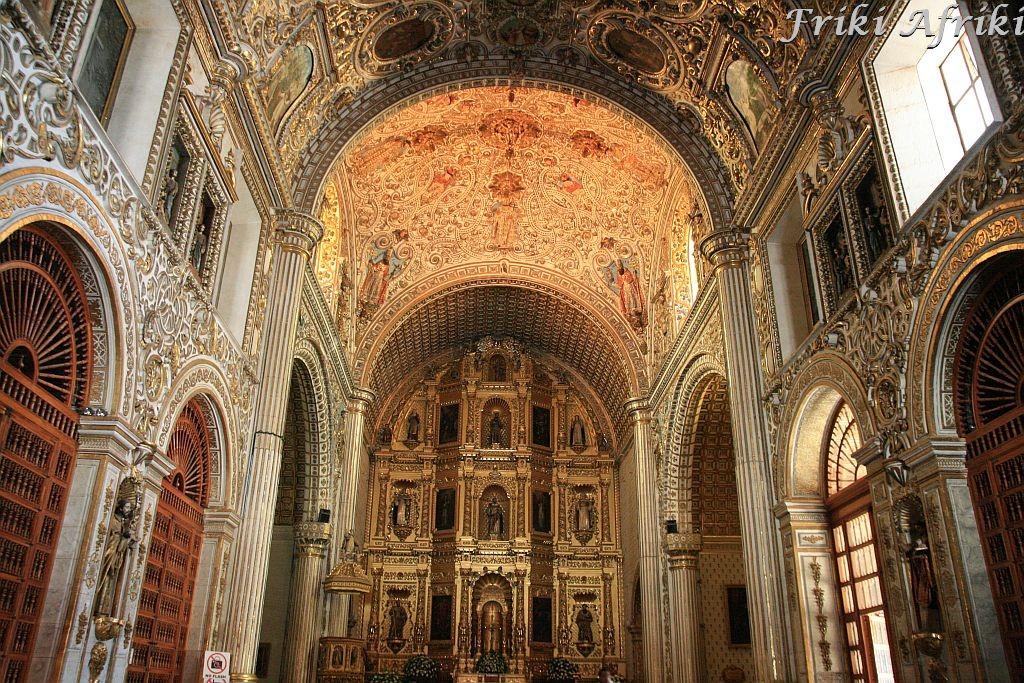 Santo Domingo, Oaxca