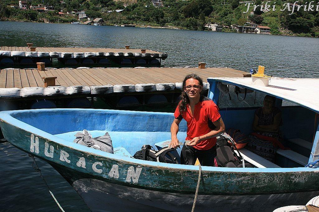 Łódki - podstawowy transport