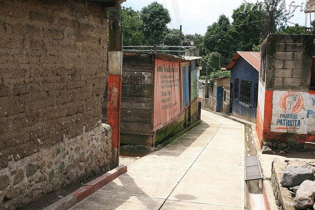 Główna ulica w Jaibalito