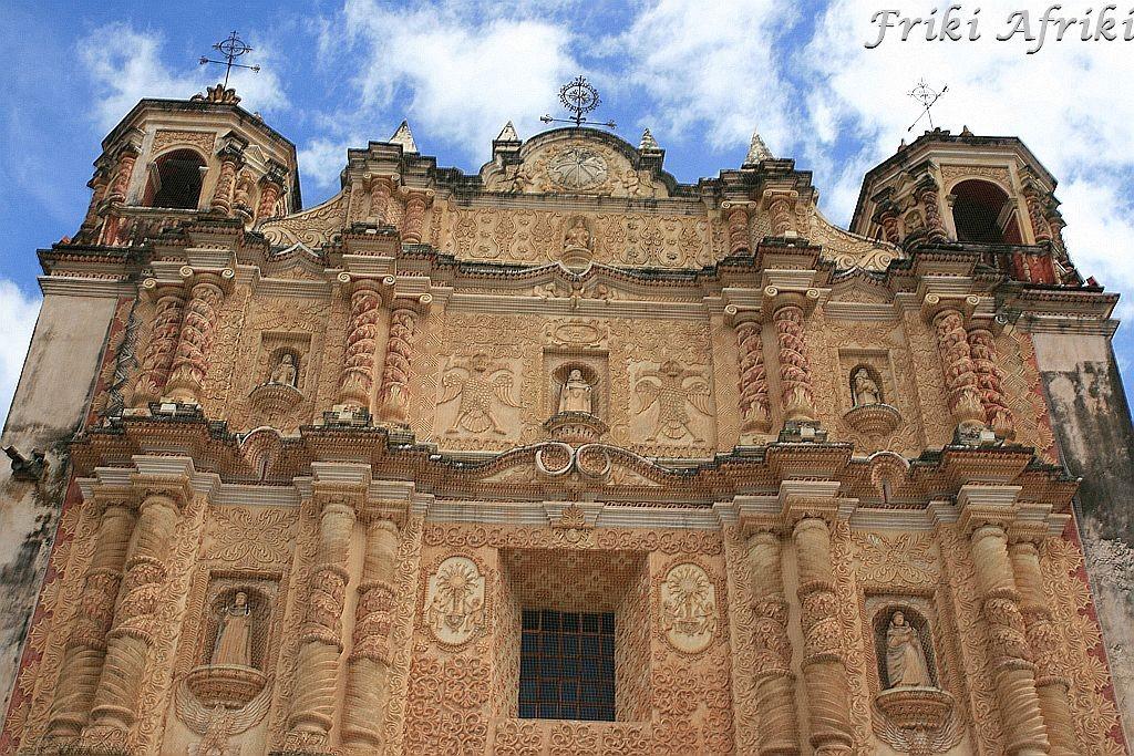 San CristobalDawny klasztor dominikański