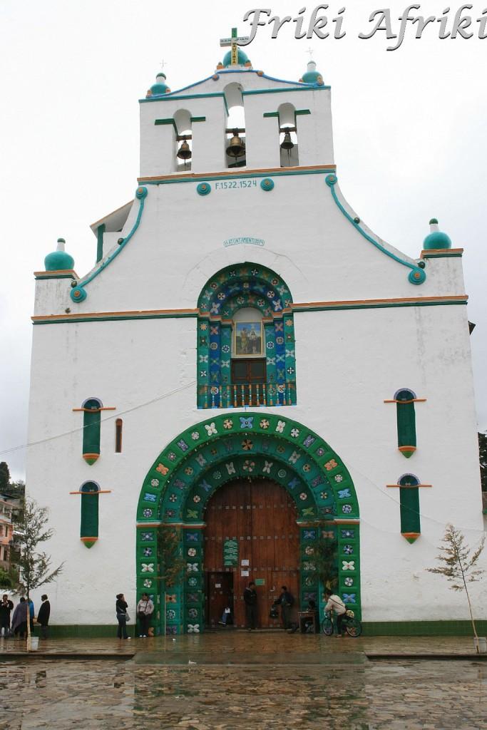 Kościół św. Jana w Chamuli