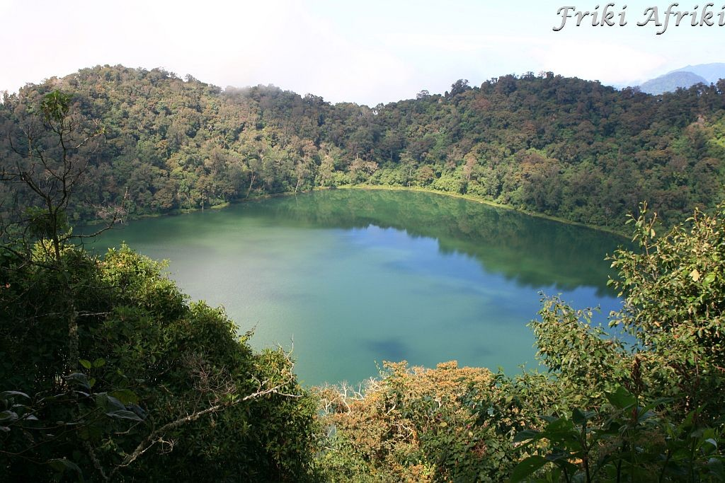 Laguna Chicabal, Gwatemala