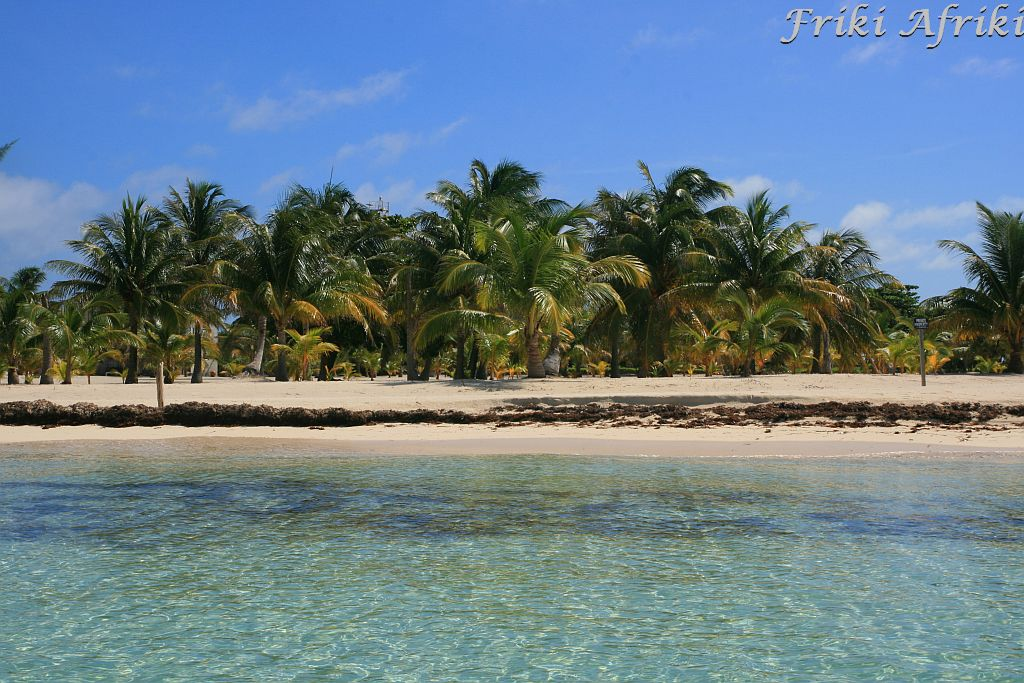 okolice Glovers Reef, Belize