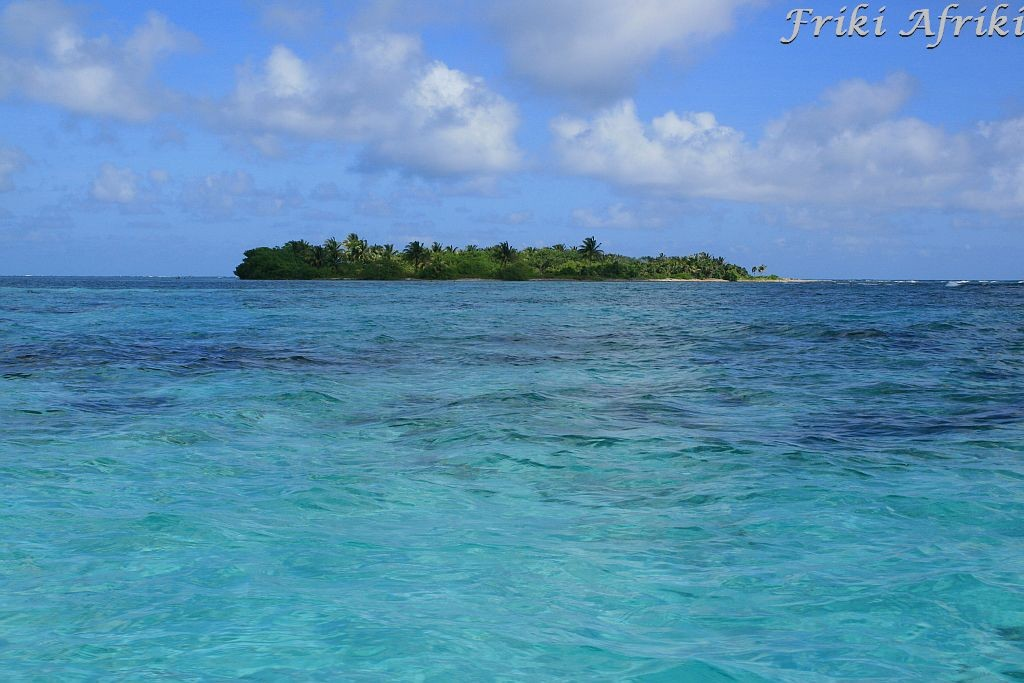 Glover's Reef, Belize