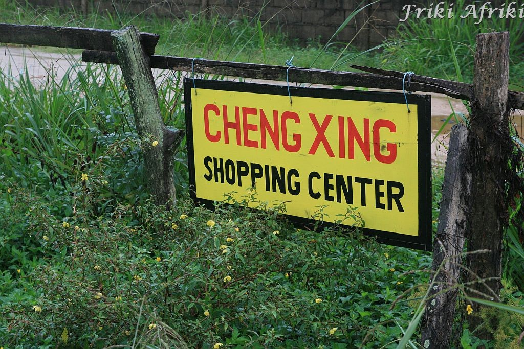Chiński sklep