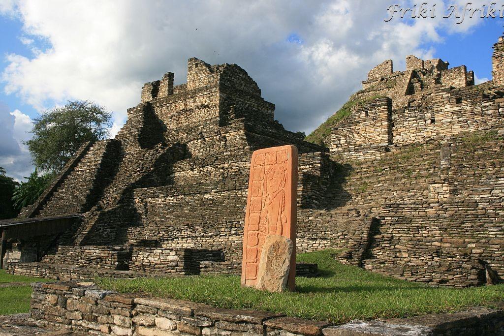 Tonina, Chiapas, Meksyk