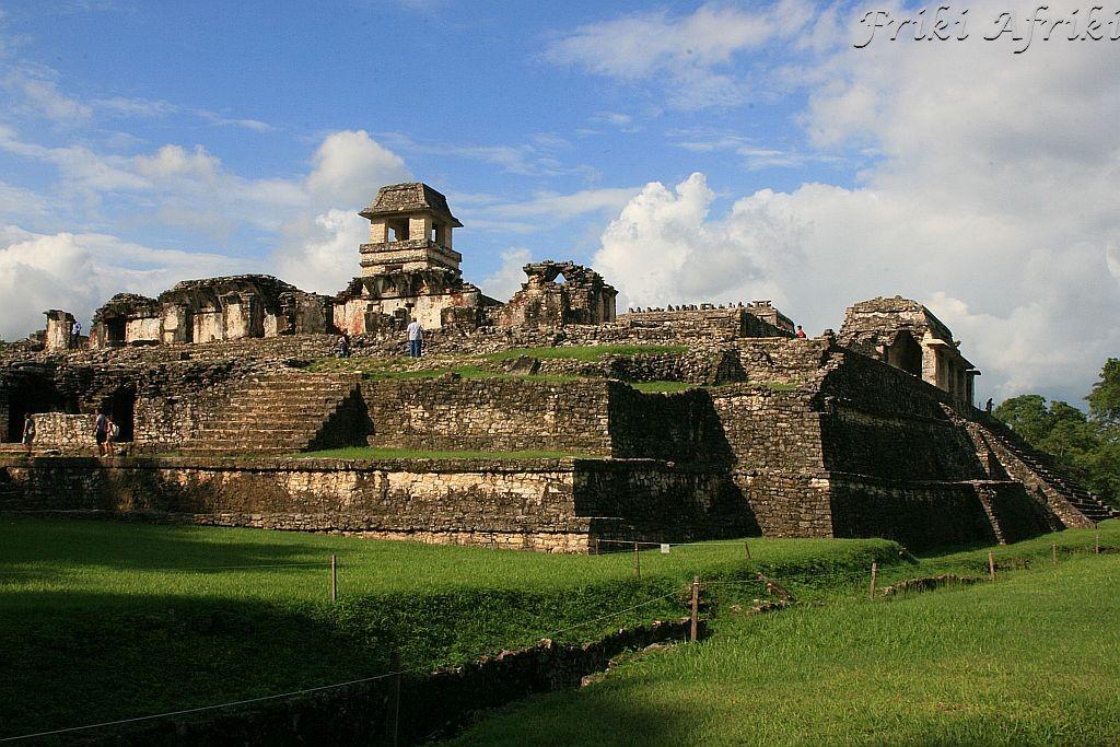 Palenque, Chiapas, Meksyk