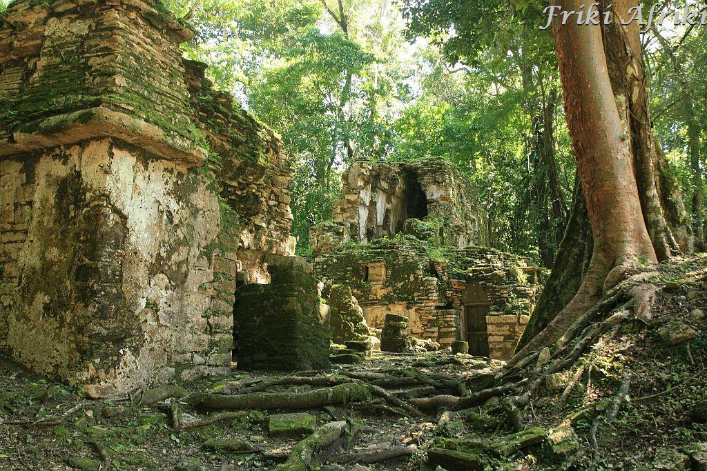 Yaxchilan, Chiapas, Meksyk