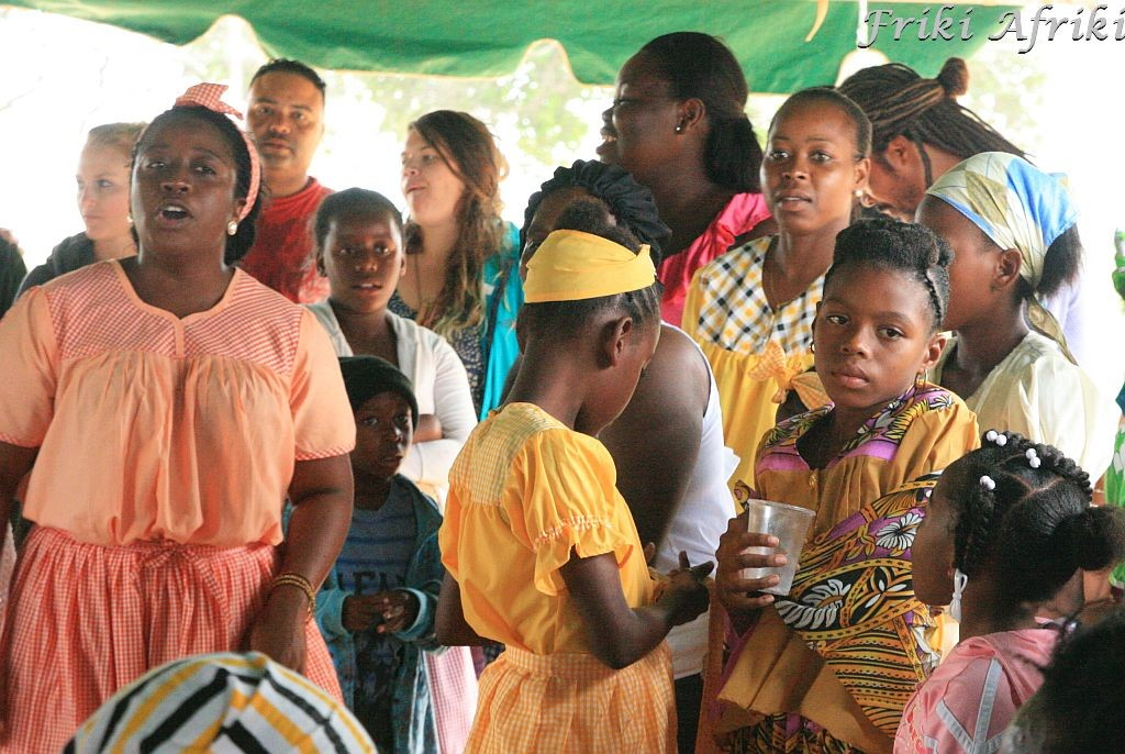 Garifuna Setlement Day, Hopkins, Belize