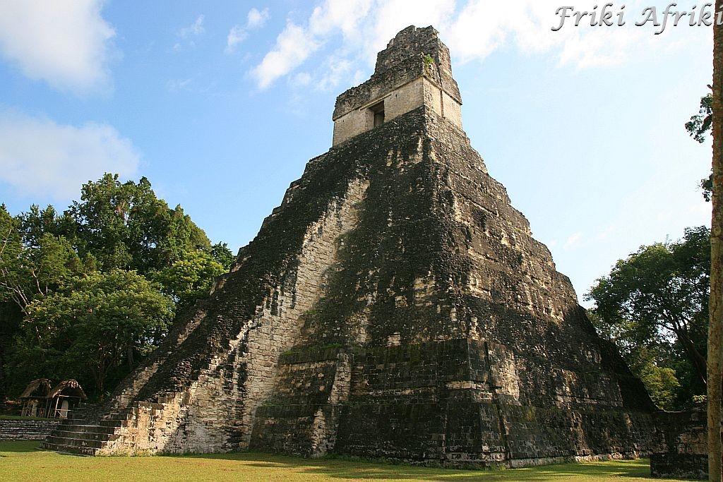 Tikal, Gwatemala