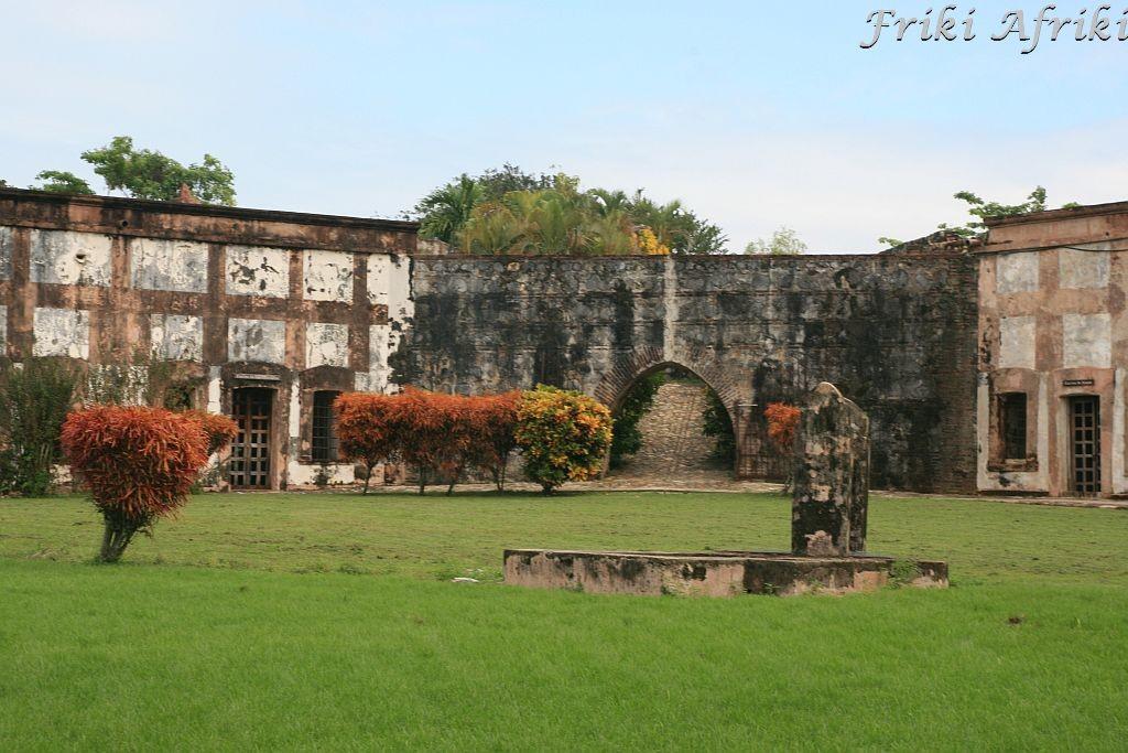 Forteca w Omoa