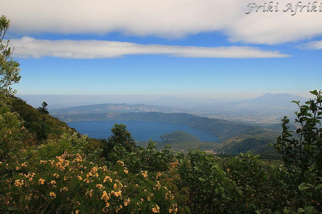 Jezioro Coatepeque, Salwador