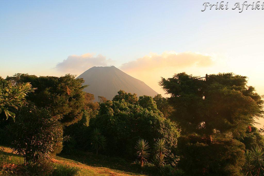 Wulkan Izalco, Salwador
