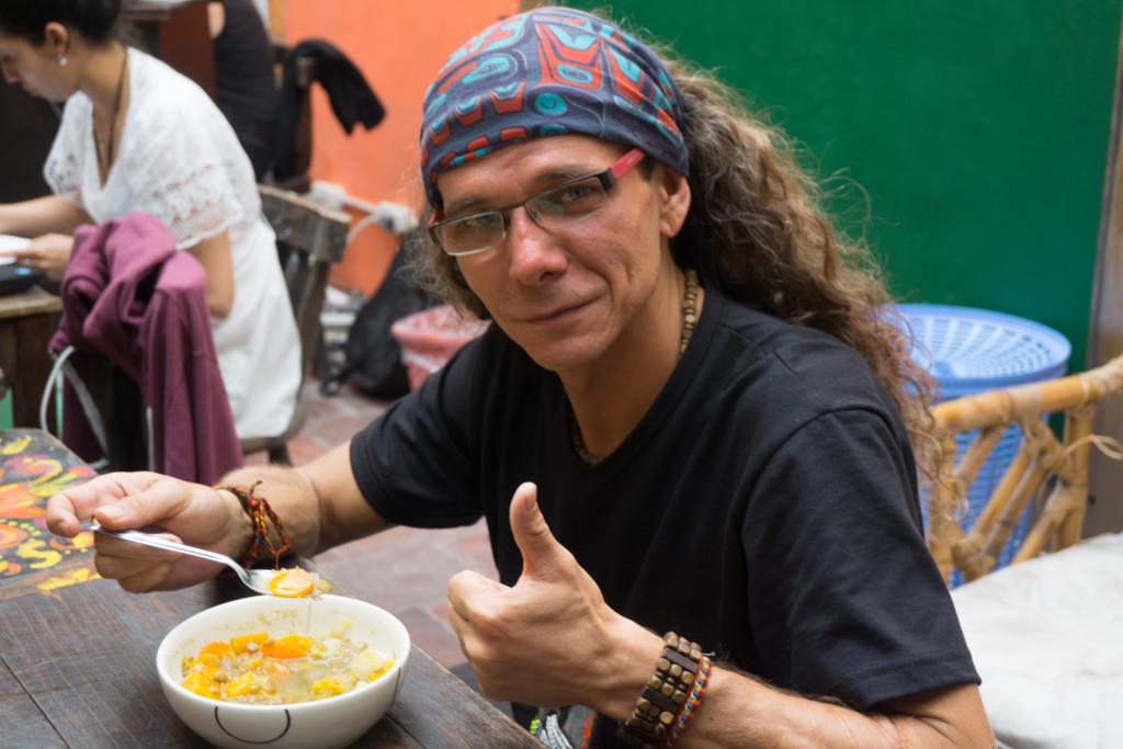 Zupa z soczewicy i warzyw gotowana przez Bożenkę