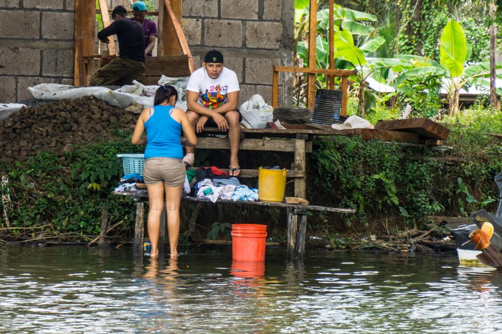 W Bocas Sabalos życie toczy się leniwie
