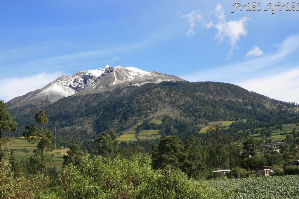 Cerro Negro, Meksyk