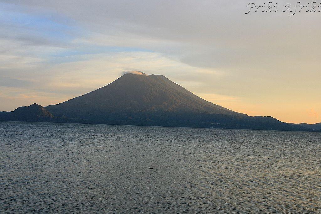Wulkan Santiago, Gwatemala
