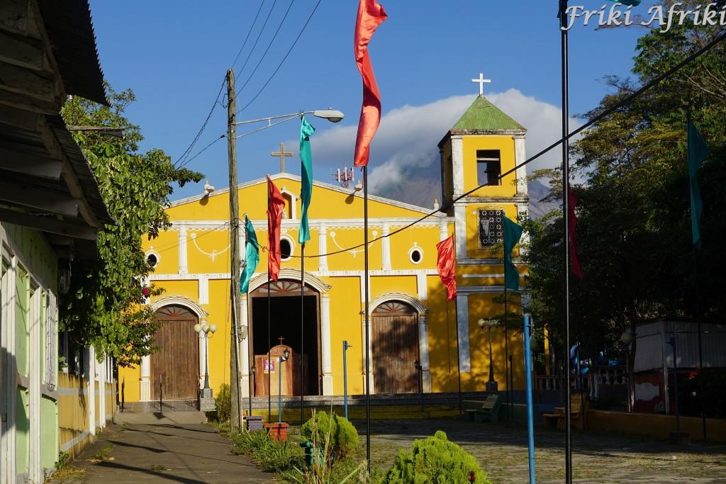 Kościółek w Mayogalpie