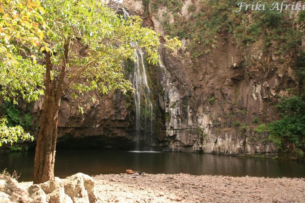 Wodospad koło Esteli