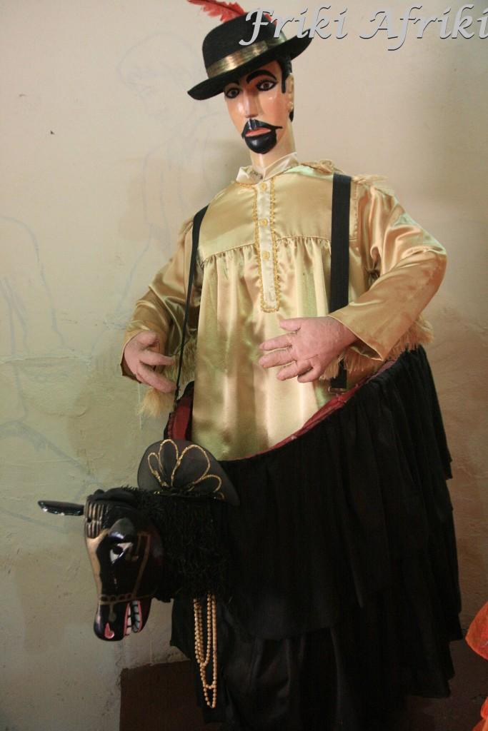 Prawie jak lajkonik - Muzeum Legend i Tradycji