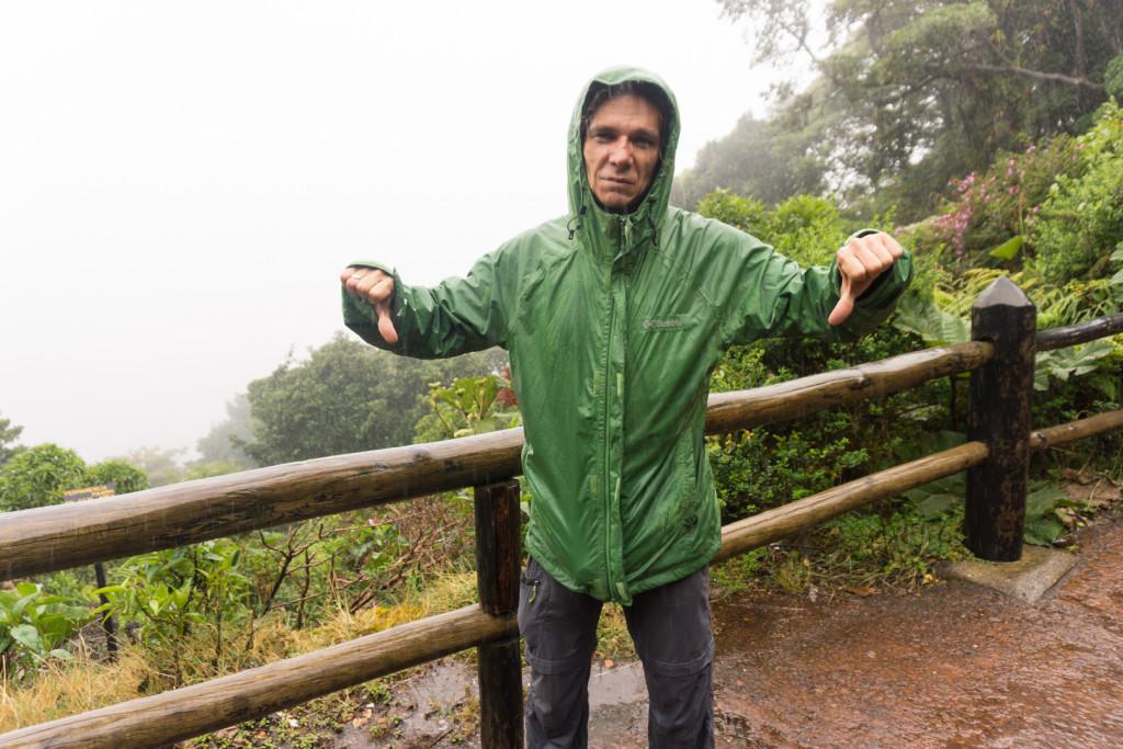 Wulkan Poas - największy niewypał podróży