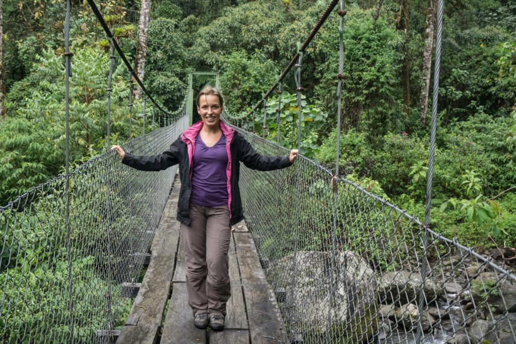 Na ścieżce quetzali
