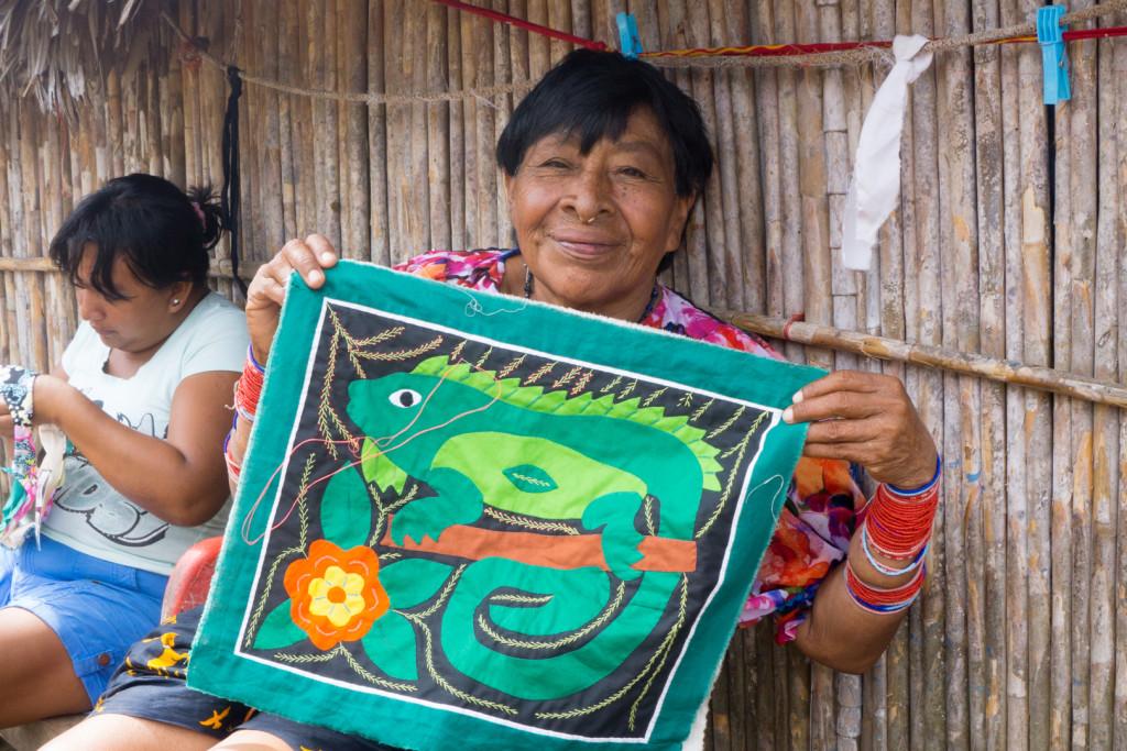 Witaj w świecie Kuna Yala - kolorowe stroje, trzcinowe chatki i piękne plaże
