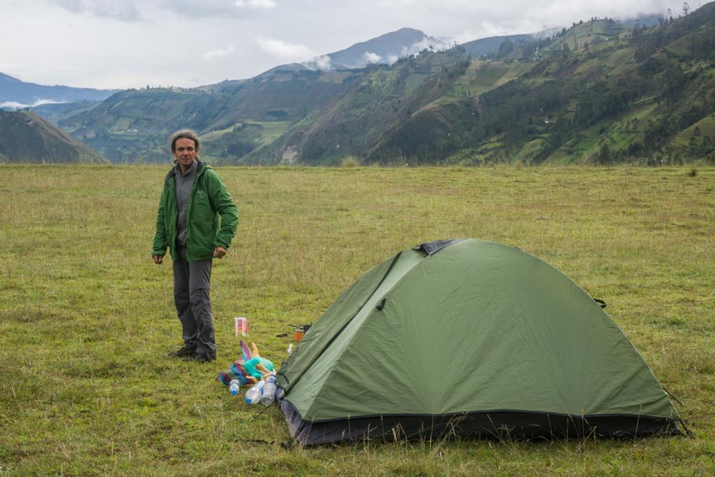 Jest namiot, jest wolność