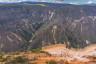 Kanion w Huancas