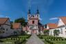 Klasztor Kamedułów nad Jeziorem Wigry to obowiązkowy punk zwiedzania